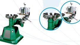 ADDTECH SHAPED GLASS GRINDING AND BEVEL MACHINERY