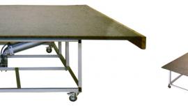 стол для РУЧНОЙ РАСКРОЙКИ СТЕКЛА