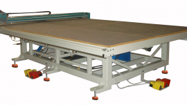 DIGITAL GLASS CUTTING TABLE