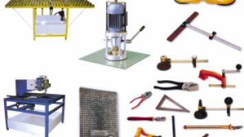 Cam İşleme Makinaları